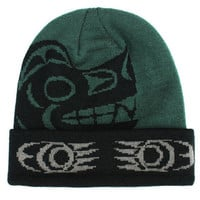 Grizzly Ski or Snowboarding Cap / Tuque