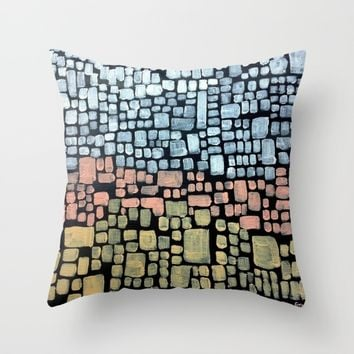 :: No Wonder You Can't Sleep :: Throw Pillow by :: GaleStorm Artworks ::