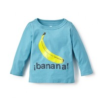 Tea Collection La Banana Graphic Tee
