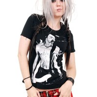 Sid Vicious Ladies T-Shirt :: VampireFreaks Store :: Gothic Clothing, Cyber-goth, punk, metal, alternative, rave, freak fashions