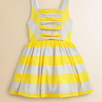 Halabaloo - Toddler's & Little Girl's Striped Dress