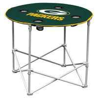 Green Bay Packers NFL Portable Round Table