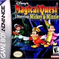 Disney's Magical Quest Starring Minnie & Mickey