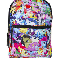 MY LITTLE PONY PUFFY BACKPACK