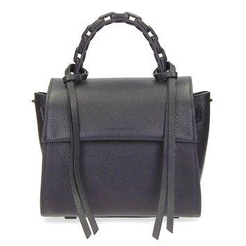 Elena Ghisellini S Angel Jet Setter Top Handle Handbag