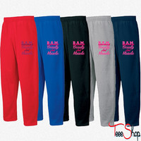 BAM Beauty And Muscle Sweatpants