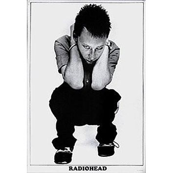 RADIOHEAD POSTER Thom Yorke Close up RARE NEW HOT 24X36