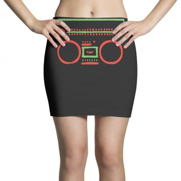 a tribe called quest   speaker hip hop the cutting edge Mini Skirts