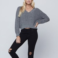 Bridget Crop Sweater