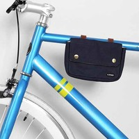 Linus The Pouch Bike Bag- Navy One