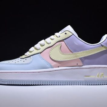 Nike Air Force 1 One Low Retro Easter Egg Running Sport Casual Shoes