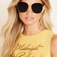 Oversized Square Sunglasses | Forever 21 - 1000203143