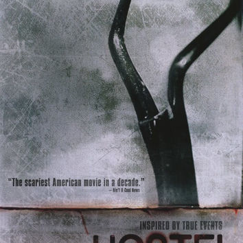 Hostel 11x17 Movie Poster (2005)