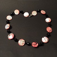 Red Shell Necklace