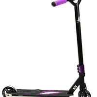 Ao Epsilon Complete Scooter Black/Purple