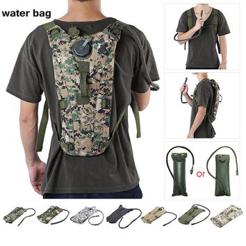 3L Water Molle Military Tactical Hydration Backpack