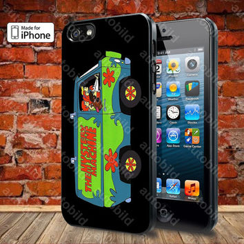 Scooby Doo Bus Case For iPhone 5, 5S, 5C, 4, 4S and Samsung Galaxy S3, S4