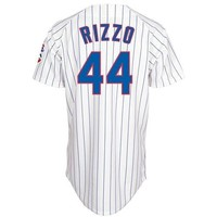 Chicago Cubs #44 Anthony Rizzo Home White Jersey   Stitched Baseball Jerseys Authentic Baseball Cool base Jerseys