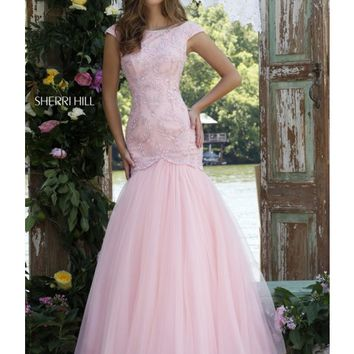 Sherri Hill 50016 Prom Dress