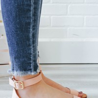 Endless Summer Sandals - Blush
