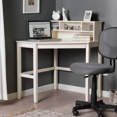 Corner Laptop Writing Desk With Optional From Hayneedle Com