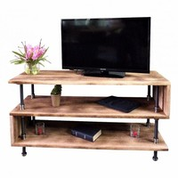 Tuscon Industrial TV Stand