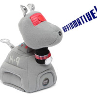 Doctor Who K-9 Talking Plush
