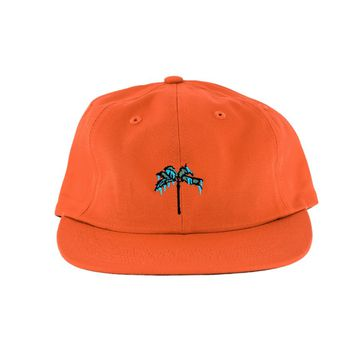 Raised by Wolves Palm Polo Cap Orange