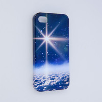 SpaceClouds iPhone 4/4S case