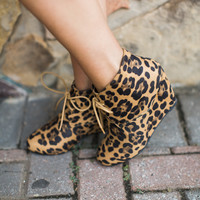 My Territory Wedges: Leopard