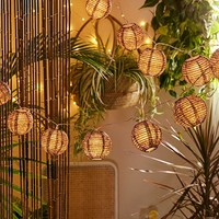 Paper Lantern String Lights | Urban Outfitters