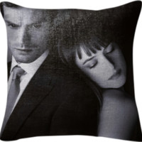 Fifty Shades of Grey Pillow created by stine1 | Print All Over Me
