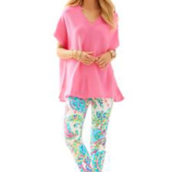 Chloe Cashmere Pullover Poncho - Lilly Pulitzer