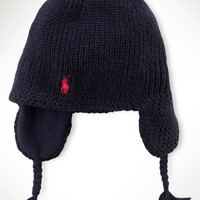 Earflap Hat - Accessories   Infant Boy (9M–24M) - RalphLauren.com