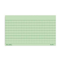 3X5 INDEX CARDS - GREEN - HEADER