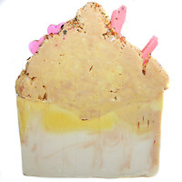 Amber Romance Fragrance Soap Bar