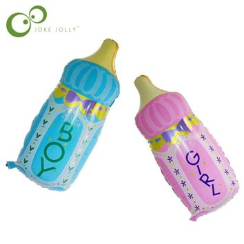 Romantic birthday layout years old dress up large Foil Balloons other baby bottle 100 day boys and girls