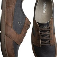 OLUKAI APUA CANVAS SHOE | Swell.com