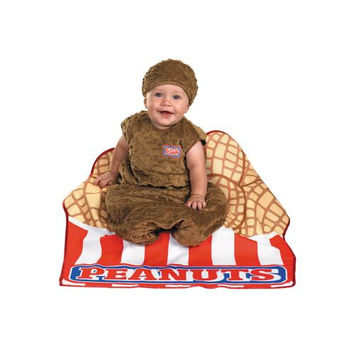 Infant Costume: Baby Little Peanut Bunting