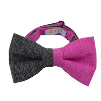 Cotton Candy Bow Tie