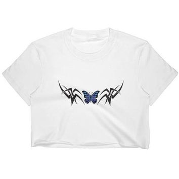 Tramp Stamp Crop Top