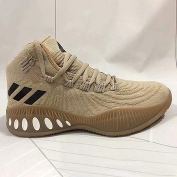 ADIDAS Men Fashion High-Top Sneakers Sport Shoes