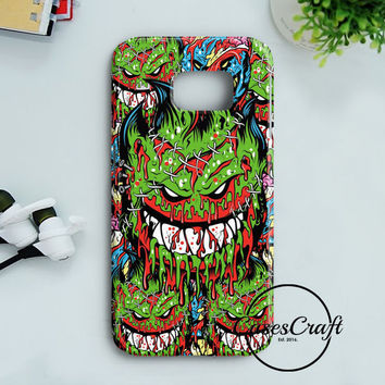 Spitfire Monster Skateboard Wheels Samsung Galaxy S7 Edge | casescraft