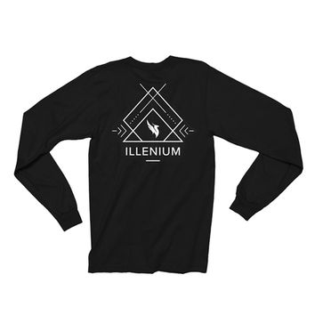 ILLENIUM Dimensions Long Sleeve / Black