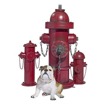 Best Dog Garden Statue Products on Wanelo