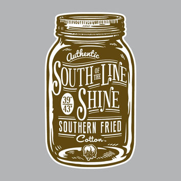 SOL Shine Decal