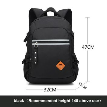 Boys Backpack Bag Primary and junior high school students  schoolbag 6-12 years Schoolbag For Teenagers Large Capacity  AT_61_4