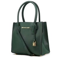 Michael Kors MK Women Shopping Leather Tote Crossbody Satchel Shoulder Bag H-LLBPFSH