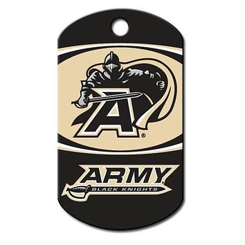Army Black Knights Military ID Tag