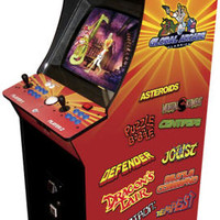 Global Arcade Classics Multi-Game Arcade Game